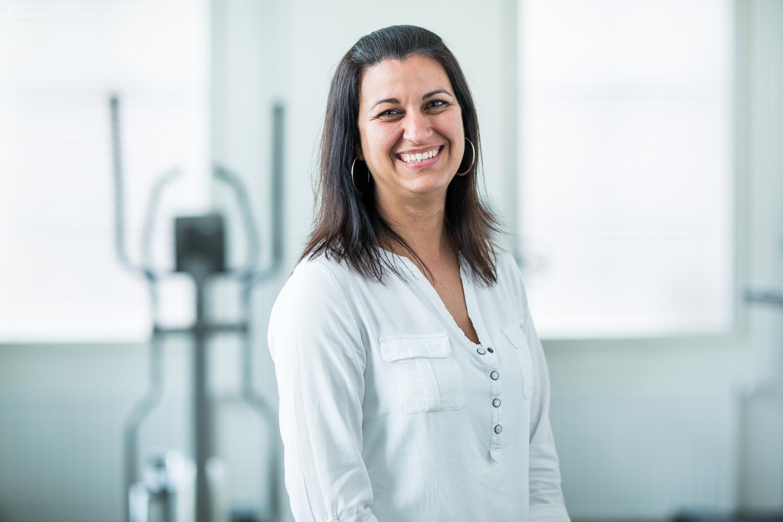 Esther Weda- Clarijs : Fysiotherapeute, bekkenfysiotherapie